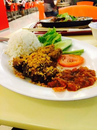 Ayam Penyet Ria Malaysia