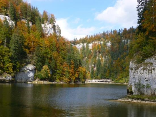 Saut du doubs photo de saut du doubs villers le lac for Chambre d agriculture du doubs