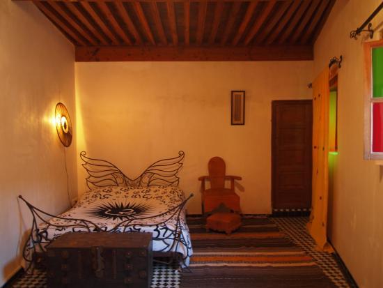 Chambre 2 picture of la cheminee bleue fes tripadvisor for Amalric la chambre bleue