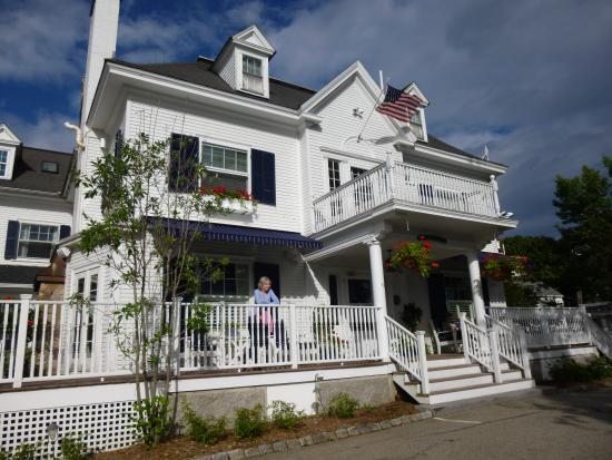 كينيبانك بورت إن: Kennebunkport Inn