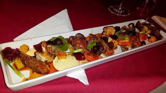 จังหวัดชลบุรี, ไทย: Restaurant Oscar
