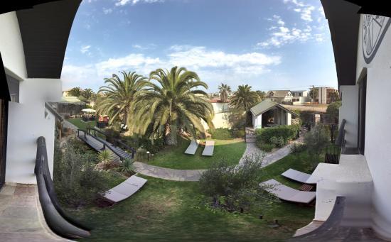 Sam's Giardino: Panorama Blick von Zimmer Nr 5