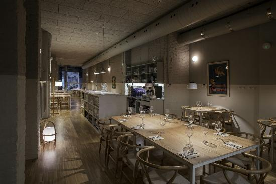 GatBlau Restaurant : restaurant