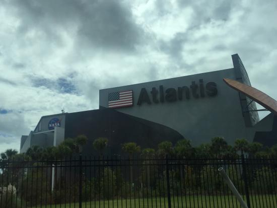 Kennedy Space Center Visitor Complex : Kennedy space center !