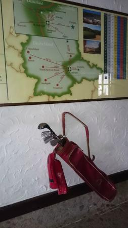 Lázne Kynzvart, República Checa: Все для любителей гольфа