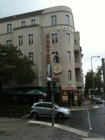 Xantener Eck Hotel: Hotel Xantener