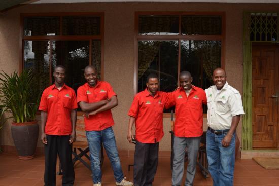 Korona House: Our friendly team