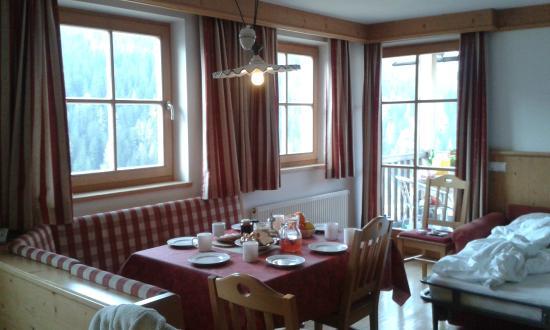 Apartments Serghela: Kuchyně našeho apartmátnu