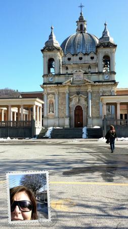 Boves, Italy: Santuario Della Madonna Della Medaglia Miracolosa