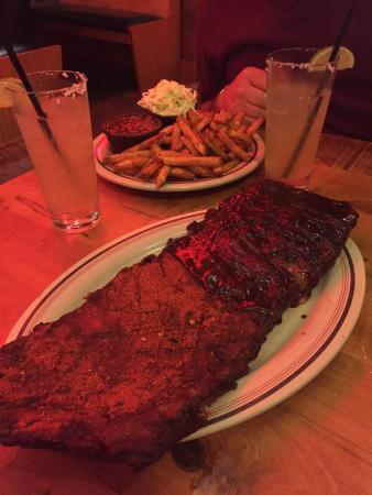 Corky's Ribs & Bbq: Corky's BBQ ribs are the best