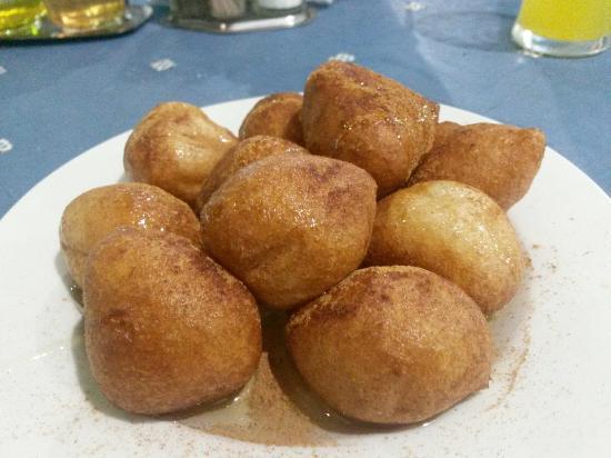 Braziliana's loukoumades