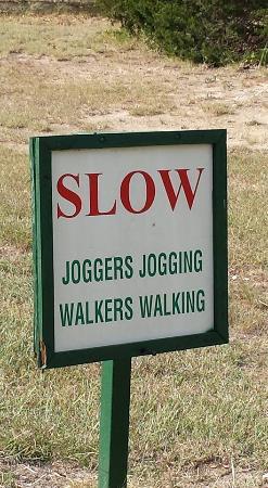 Flowing Wells Resort: Humor