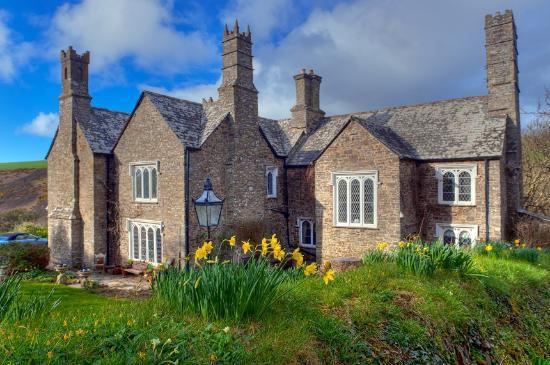 The Old Vicarage Morwenstow : Old Vicarage, Morwenstow