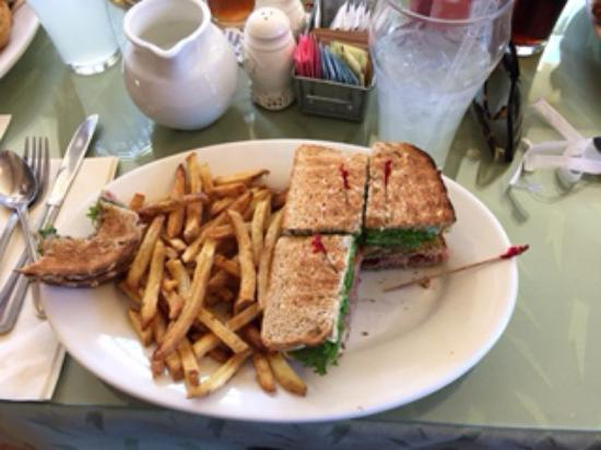 Warner, NH: Another great sandwich with roast beef