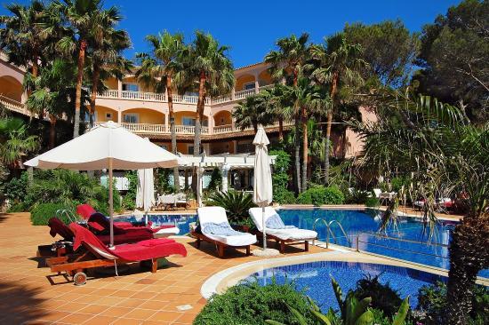Ein bild vom pool darf nicht fehlen hotel el coto colonia de sant jordi tripadvisor - Hotel el coto mallorca ...