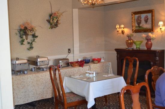 Bethel, Μέιν: The Victoria Inn