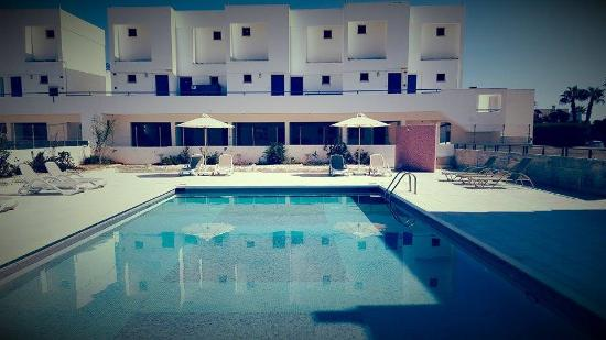 L'eros Hotel: Swimming pool