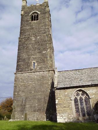 St. Mabyn, UK: St.Mabyn church