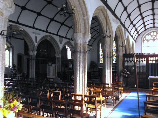St. Mabyn, UK: Quite interesting