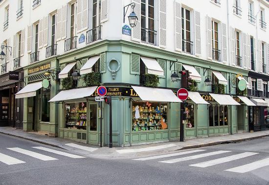 Laduree Paris 21 Rue Bonaparte Restaurant Reviews