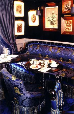 Le salon bleu - Picture of Laduree, Paris - TripAdvisor