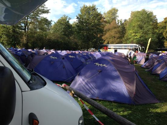 Campingplatz Thalkirchen: Camping