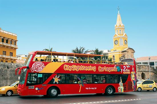 ‪CitySightSeeing Cartagena‬