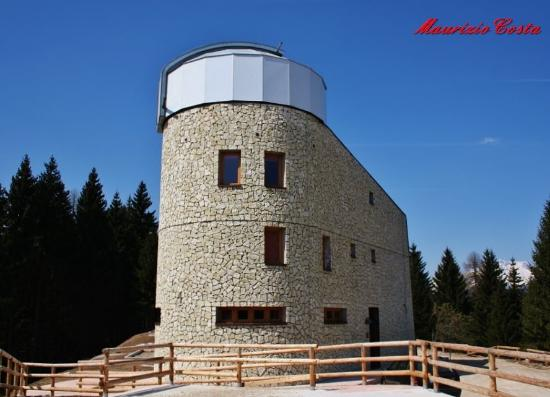 Castello Tesino, إيطاليا: osservatorio monte celado