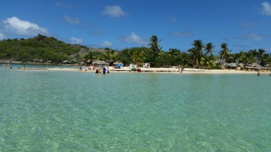 Oyster Pond, St. Martin: Pinel Island