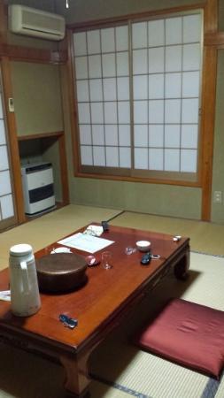 Yumotokan: 部屋