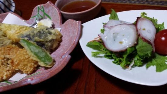 Yumotokan: 夕食2