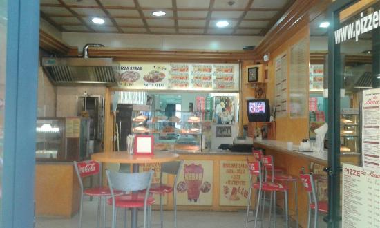 Pizzeria D'Asporto Da Mina