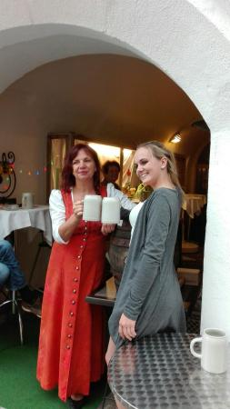 Mondsee, Austria: Vinothek Birgit Reingruber