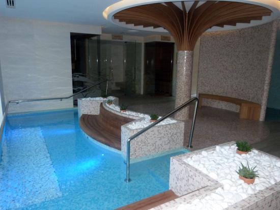 Berliner Hotel: Saunabereich