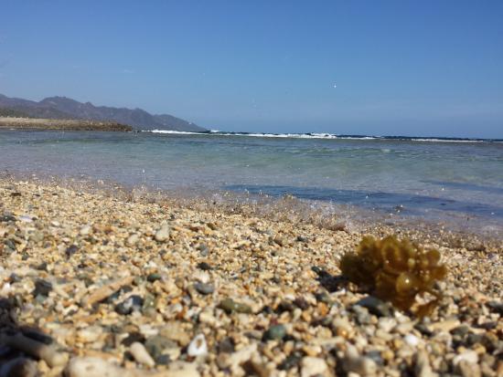 Leato White Sand Beach