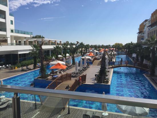 Schones Grosses Pool Picture Of Port Nature Luxury Resort Hotel