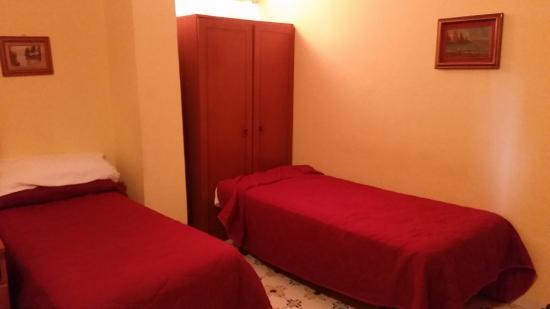 Standard room, Hotel del Sole