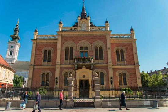 Vladicanski Dvor - Bishops Palace