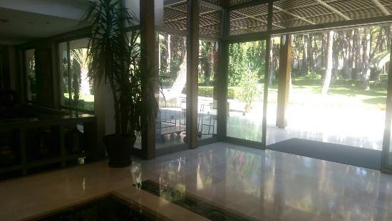 Turquoise Resort Hotel & Spa: Auf der Anlage unterwegs