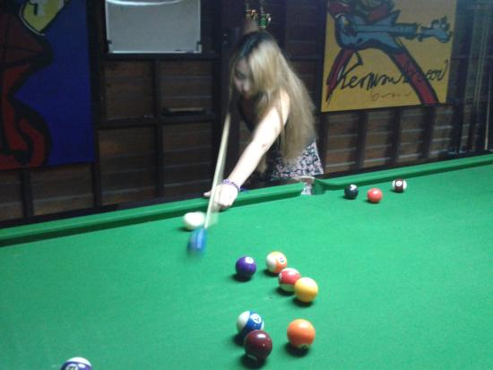 2Getherbar U0026 Restaurant: The Best Pool Tables In Chiang ...