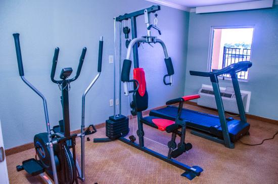 Garden Inn of Gadsden: Fitness Center