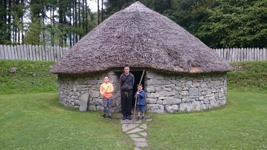 Sixmilebridge, Irlandia: Crannog