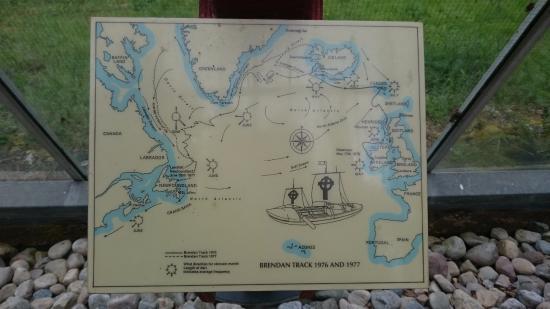 Sixmilebridge, Irlandia: SSt Brendan's Route
