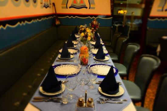 Abend-Restaurant Feuervogel