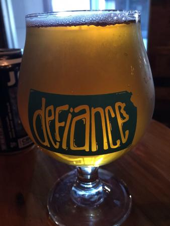 Defiance Brewery