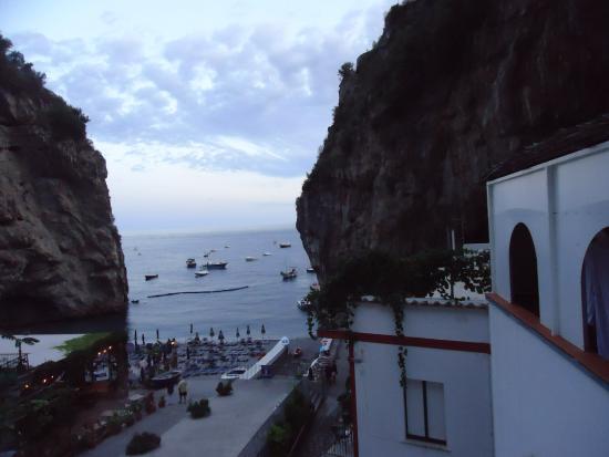 Hotel La Conchiglia: View
