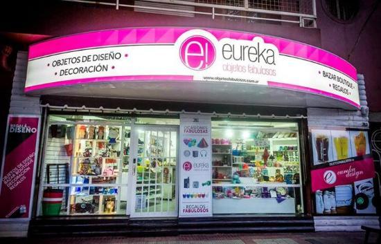 Eureka! Objetos Fabulosos