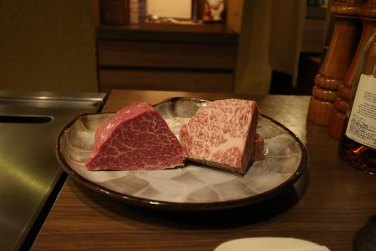 Sou: Wagyu (you can see this in the clip chiara bakker- japan in a flash)