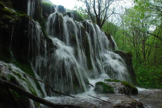 Panjica waterfalls