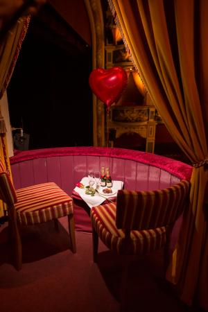 Crewe Lyceum Theatre: Romance box package